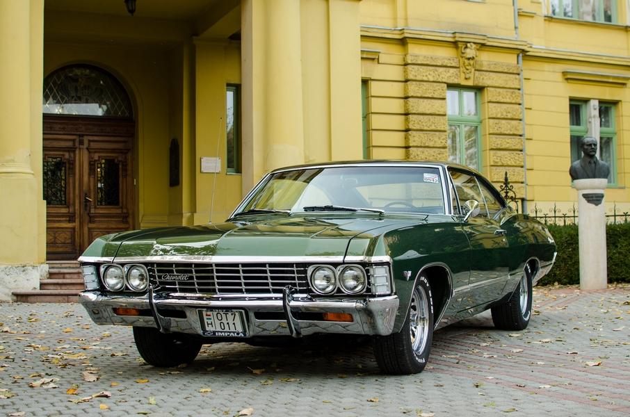 Impala autó
