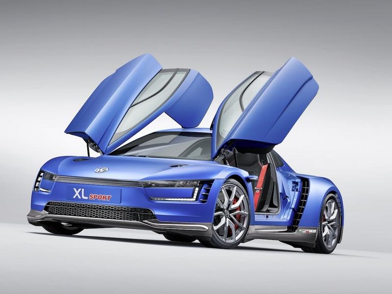 Photo of Szuperkönnyű sportautó – VW XL Sport