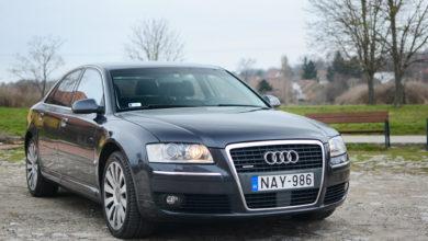 Photo of Audi A8 4.2 TDI teszt – nyolc hengerrel lelke van