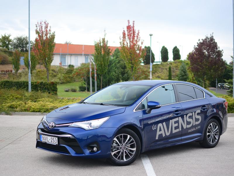Photo of Toyota Avensis teszt – üdv a jelenben!