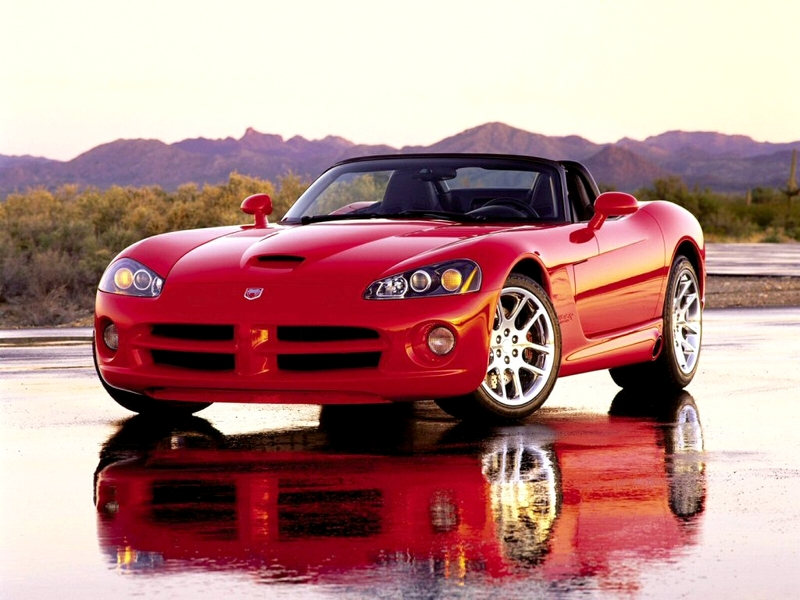 Photo of Dodge Viper SRT-10