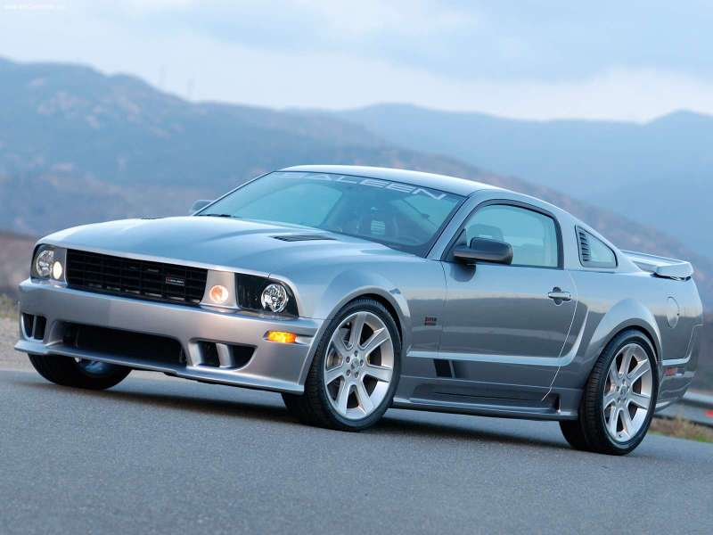 Photo of Saleen Mustang