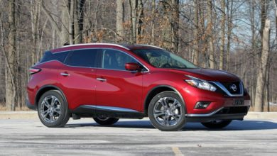 Photo of Nissan Murano – masszív USA-óriás