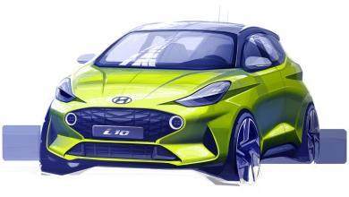 Photo of Skiccen az új Hyundai i10