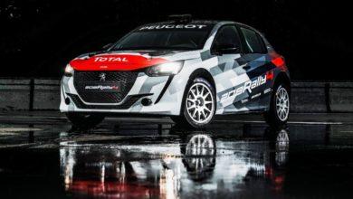 Photo of Bemutatkozott a Peugeot új Rally versenyautója