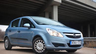 Photo of Opel Corsa D 1.2 használtteszt – nehezen fog rajta az idő