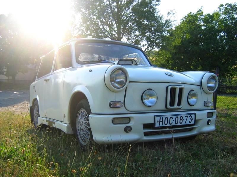 Photo of A Trabant, aki BMW szeretett volna lenni