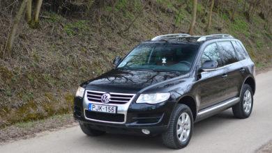 Photo of Volkswagen Touareg 3.0 V6 TDI teszt – túrabakancs