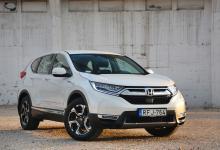 Photo of Honda CR-V Elegance 2.0 Hybrid – a szomszéd hibridje mindig zöldebb?