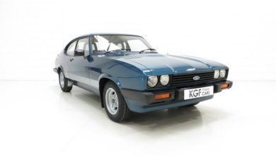 Photo of Ford Capri 3.0S (1980)