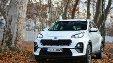 Photo of Kia Sportage Safety 1.6 CRDi 48V – kifutóként befutó?