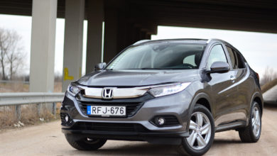 Photo of Honda HR-V 1.5 Executive teszt – szeretlek is, meg nem is