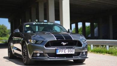 Photo of Ford Mustang GT teszt – mázlid van, mert hagy nyerni