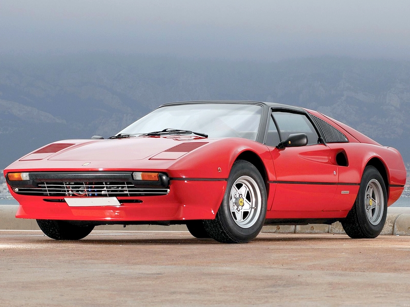 Photo of Ferrari 308 GTB