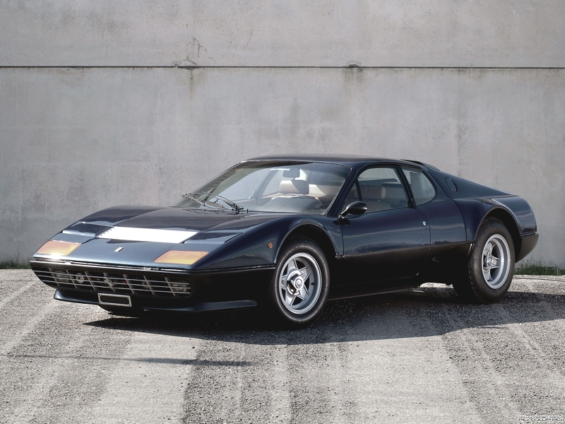 Photo of Ferrari 512 BBi