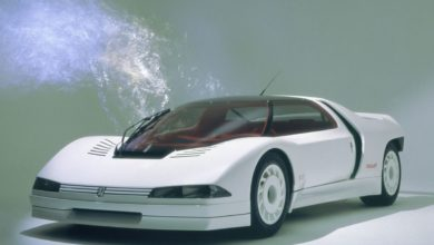 Photo of Peugeot Quasar – jövőautó '84-ből