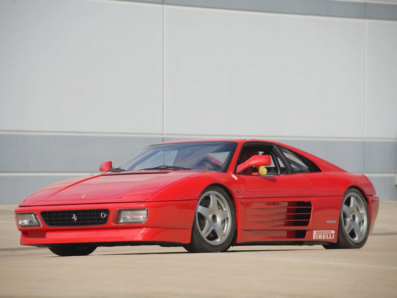 Photo of Ferrari 348