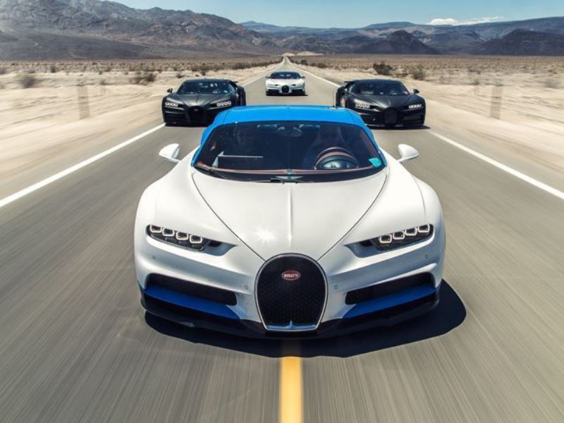 Photo of Bugatti Chiron – sivatagi (tor)túra