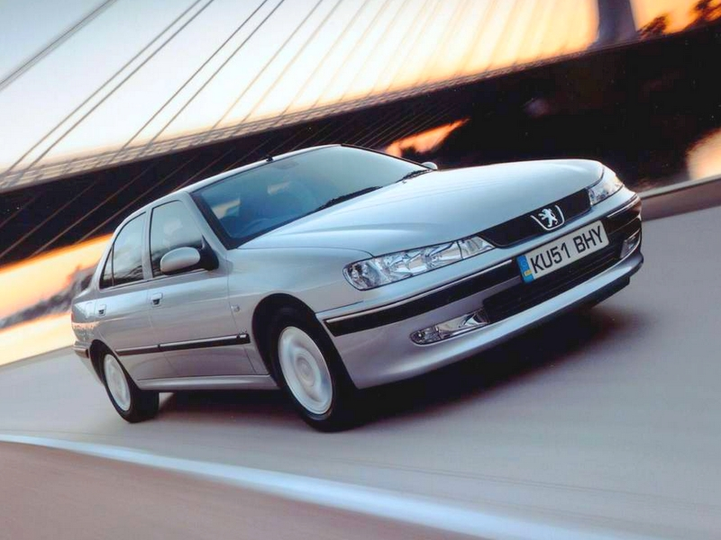 Photo of Peugeot 406 – a Taxi