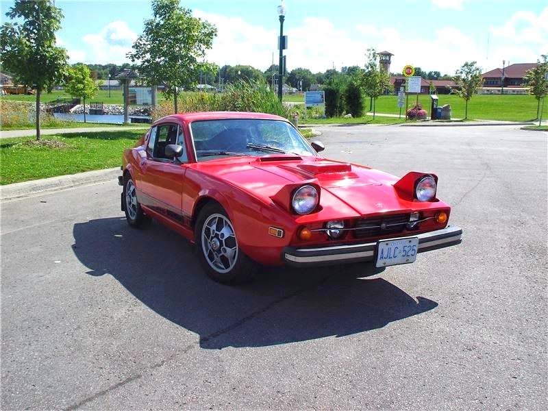 Photo of Saab Sonett III