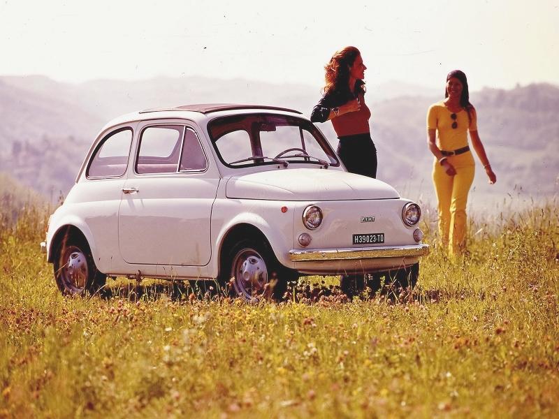 Photo of Fiat Nuova 500 – nagy sikerű apróság