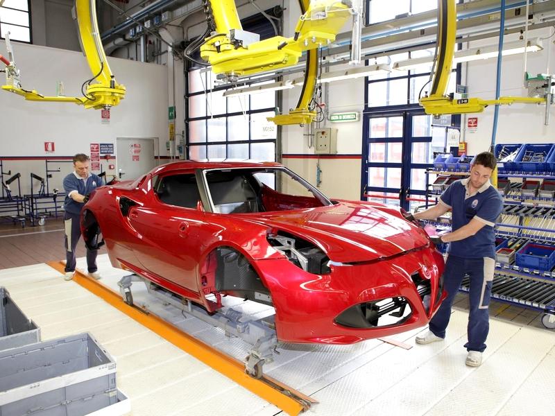 Photo of Így készül az Alfa Romeo 4C