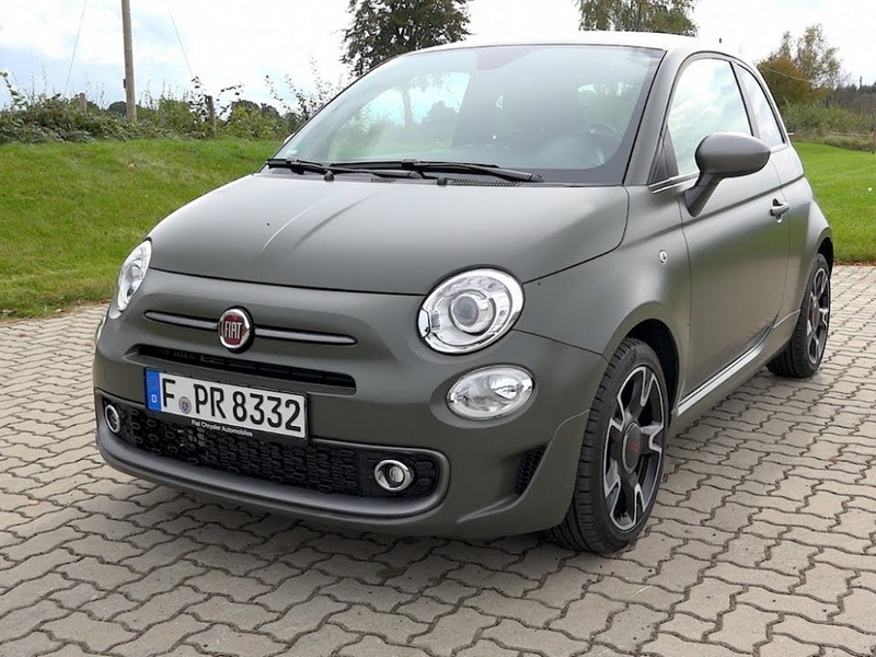 Photo of Fiat 500S TwinAir
