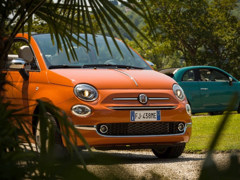 Photo of Már rendelhető a Fiat 500 Anniversario