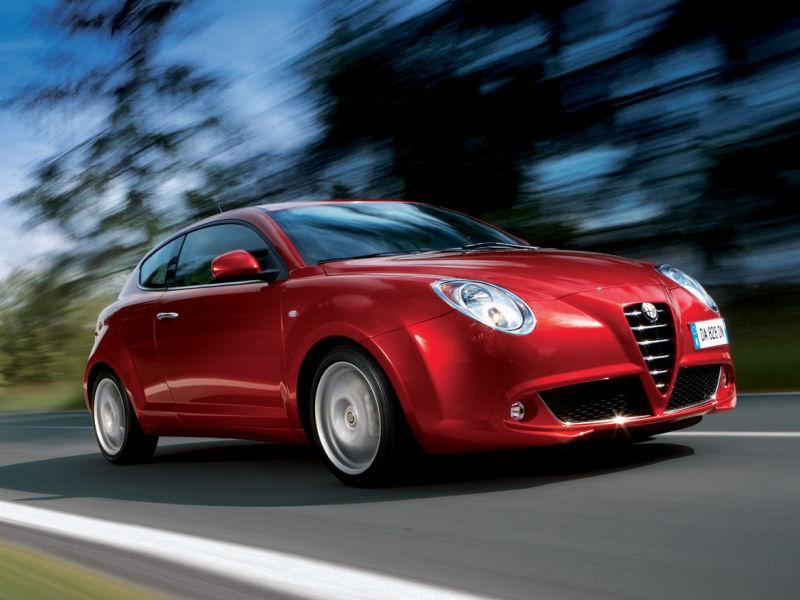 Photo of Alfa Romeo MiTo TCT