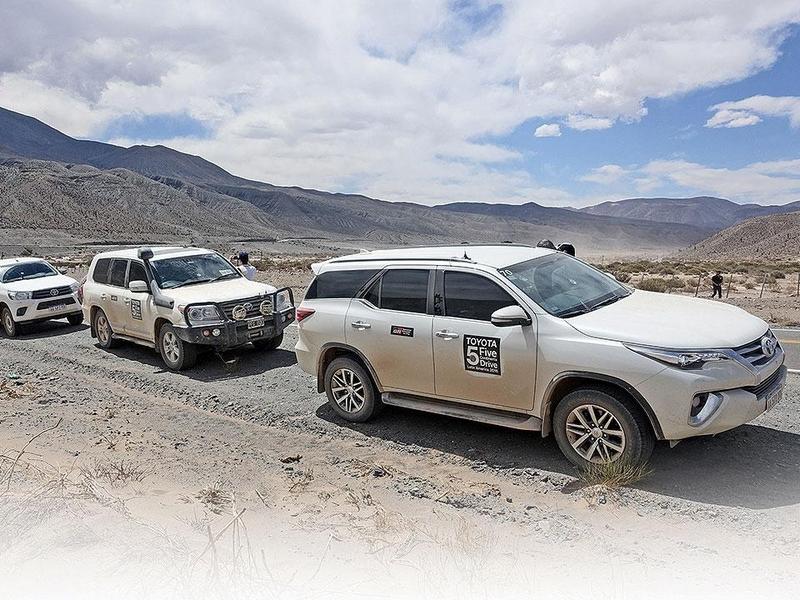 Photo of Hazánkba látogat a különleges Toyota-konvoj