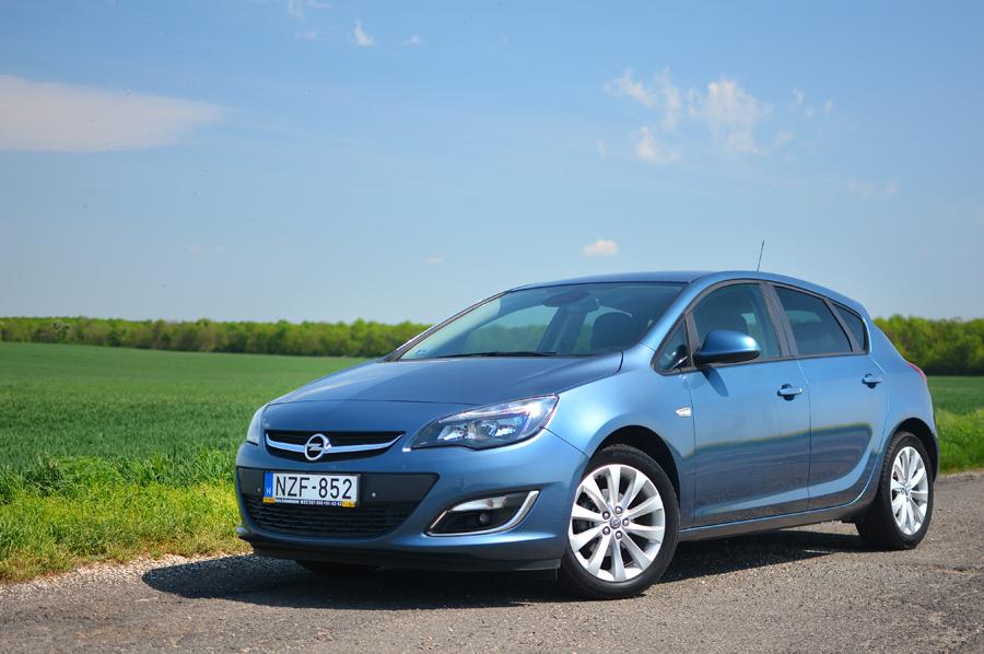 Opel astra 1 6 fogyasztás