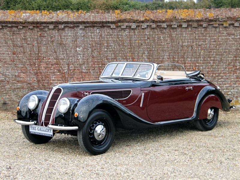 Photo of BMW Frazer Nash 327 Convertible