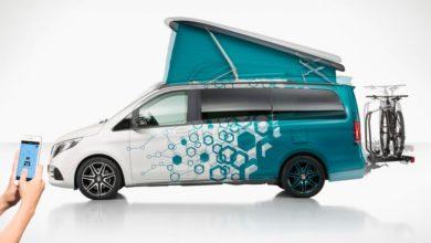 Photo of Mercedes-Benz Marco Polo Concept – a jövő lakóautója