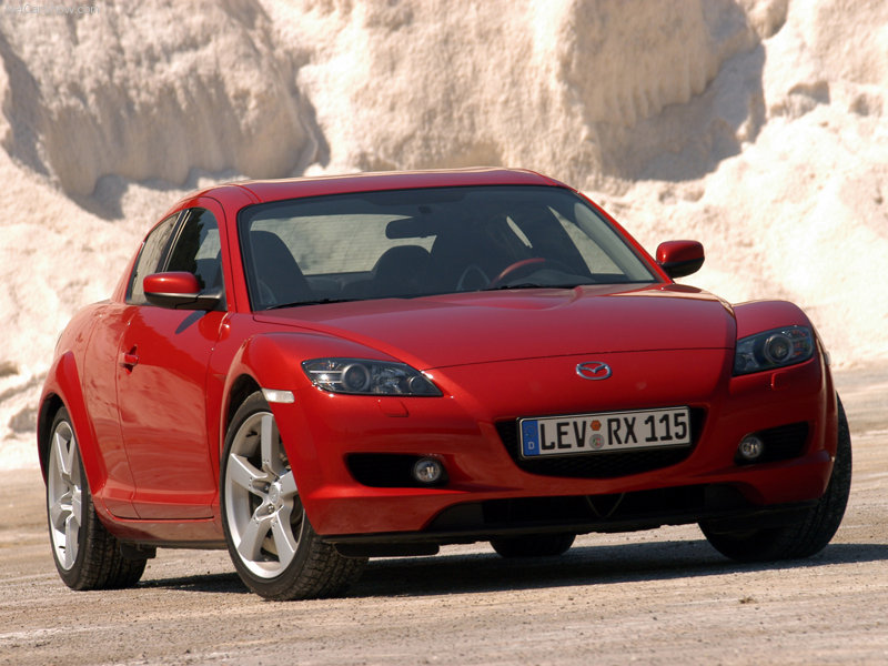 Photo of Mazda RX-8