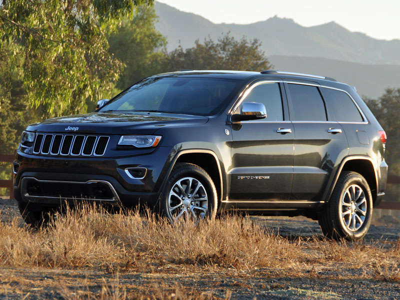 Photo of Jeep Grand Cherokee