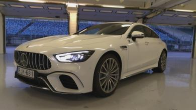 Photo of Mercedes-AMG GT 4-Door 63 teszt (SportVerda)