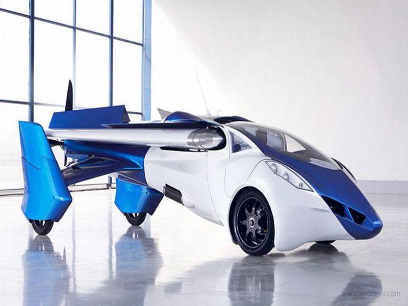 Photo of Aeromobil 3.0 – repülő autó a szlovákoktól