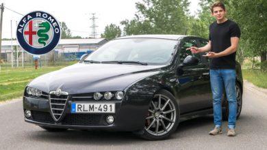 Photo of Alfa Romeo 159 1.75 TBi teszt – még mindig gyönyörű, de jó is?