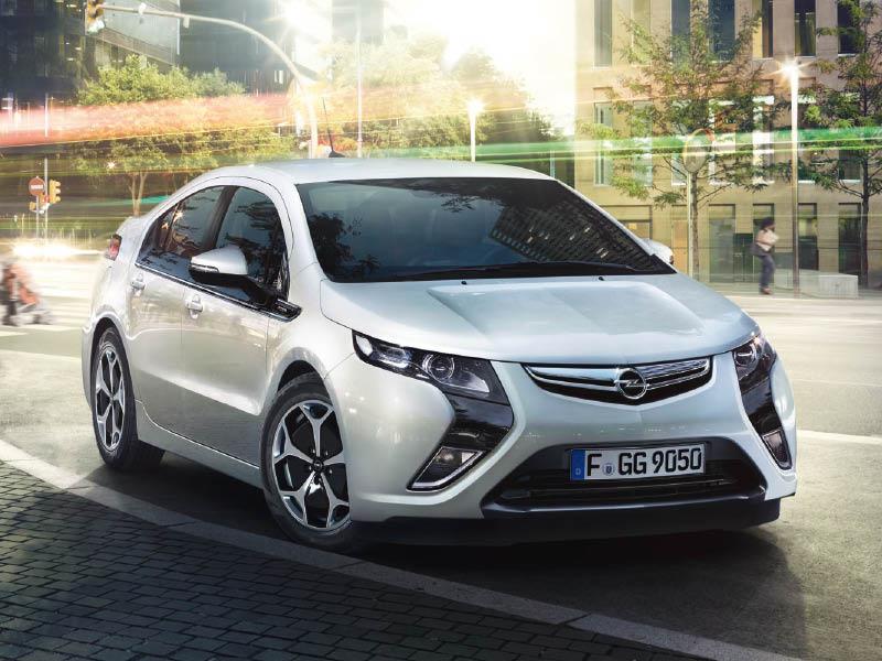 Photo of Opel Ampera – korán érkezett jövő