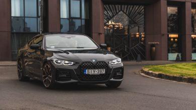 Photo of Magyarországon is bemutatkozott az új BMW 4-es Coupé