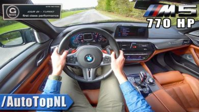 Photo of BMW M5 F90 G Power 770HP