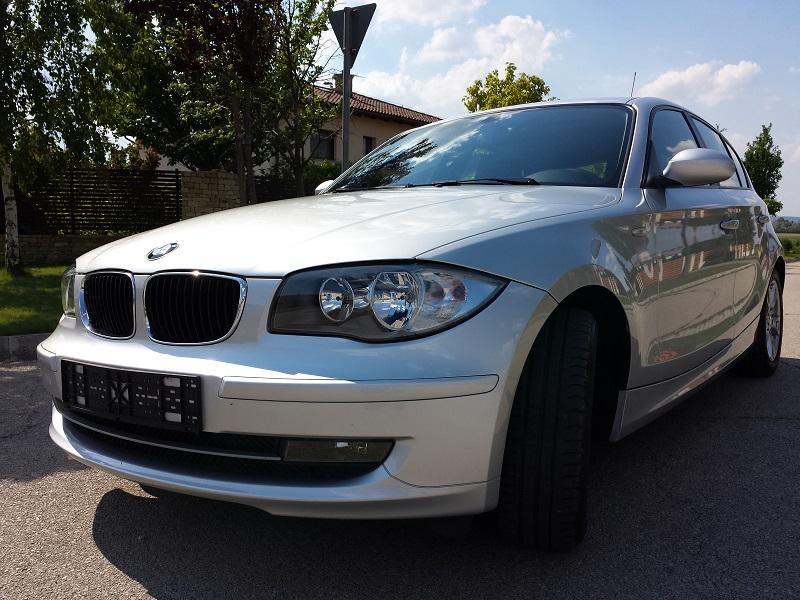 Photo of Kicsi Bömös, nagy élmény – BMW 116i teszt