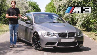 Photo of BMW E92 M3 teszt – a V8-as M3, amilyen több nem lesz