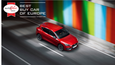 "Photo of ""Best Buy Car of Europe 2021"": a vadonatúj SEAT Leon nyeri az AUTOBEST 2021-et"