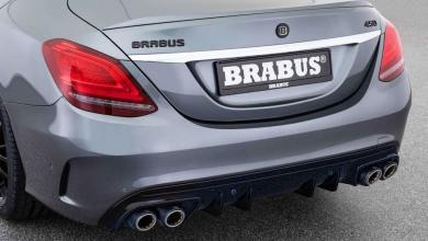 Photo of BRABUS Mercedes-AMG C43