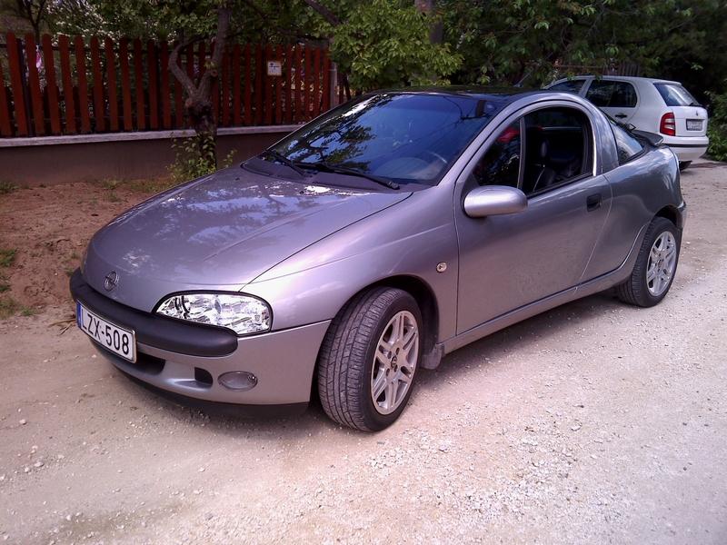 Photo of Elérhető álom – Opel Tigra