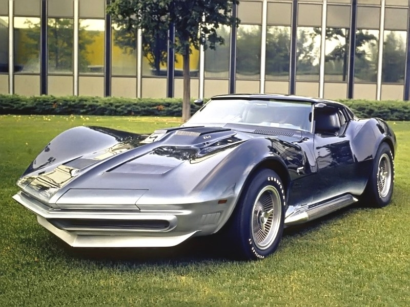 Photo of Chevrolet Corvette Manta Ray