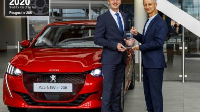 Photo of Díjesővel kezdi az esztendőt a Peugeot