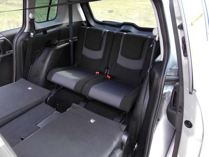 Mazda 5 beltér