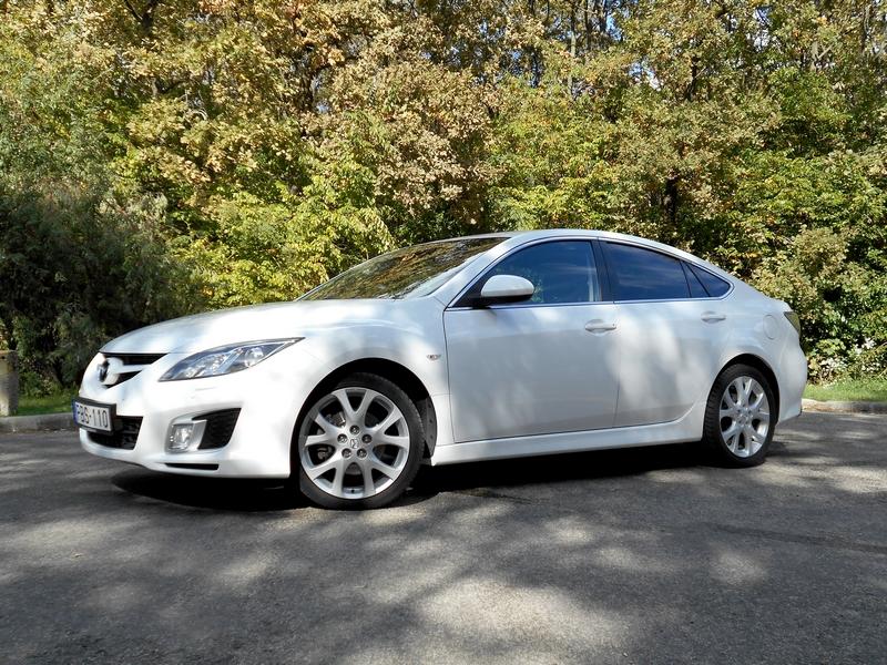 Photo of Mazda 6 Sport GTA teszt – amikor a birodalom visszavág